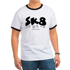 SK8 Ringer T-Shirt
