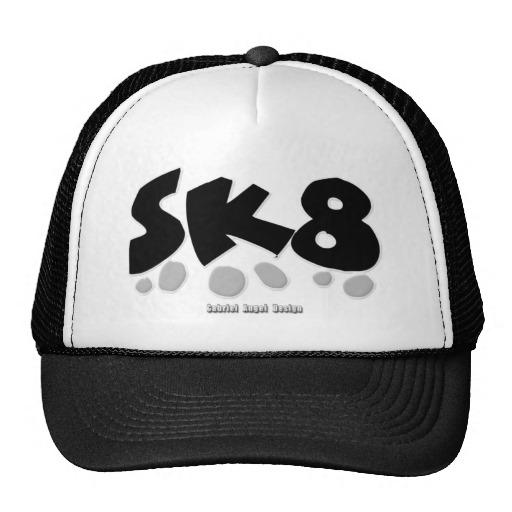 SK8 Trucker Hat