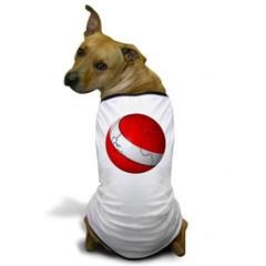 Scuba World Dog T-Shirt