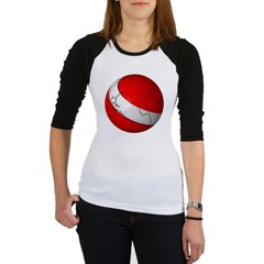 Scuba World Junior Raglan T-shirt