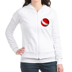 Scuba World Junior Zip Hoodie