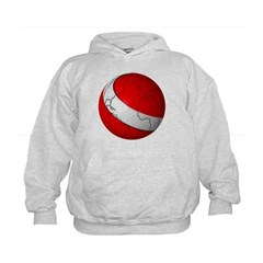 Scuba World Kids Sweatshirt by Hanes