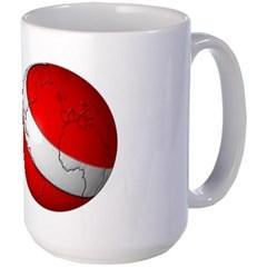 Scuba World Mug
