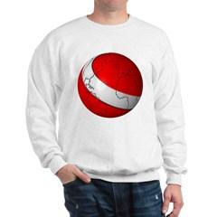 Scuba World Sweatshirt