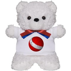 Scuba World Teddy Bear