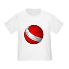 Scuba World Toddler T-Shirt