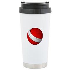 Scuba World Travel Mug