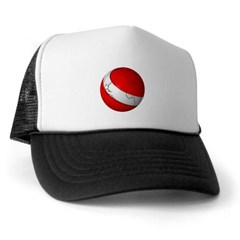 Scuba World Trucker Hat