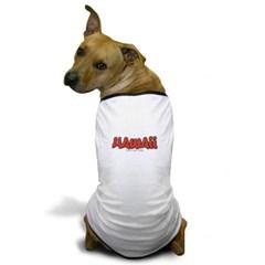 Hawaii Graffiti Dog T-Shirt