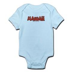 Hawaii Graffiti Infant Bodysuit