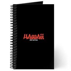 Hawaii Graffiti Journal