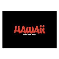 Hawaii Graffiti Posters