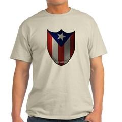 Puerto Rican Shield Classic T-Shirt