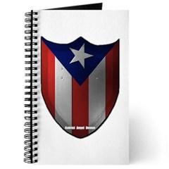 Puerto Rican Shield Journal