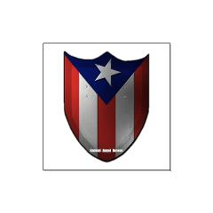 Puerto Rican Shield Large Posters