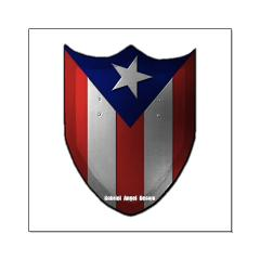 Puerto Rican Shield Posters