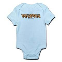 Georgia Graffiti Infant Bodysuit