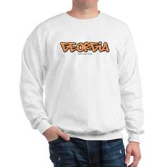 Georgia Graffiti Sweatshirt