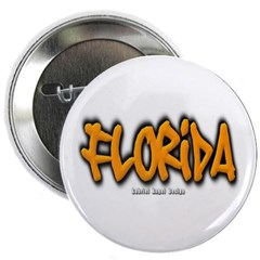 Florida Graffiti Button