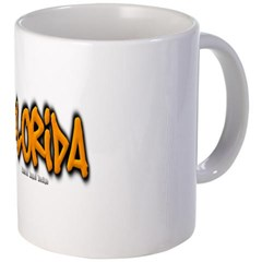Florida Graffiti Coffee Mug