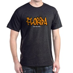Florida Graffiti Dark T-shirt