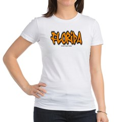Florida Graffiti Junior Jersey T-Shirt