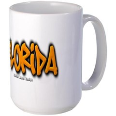 Florida Graffiti Mug