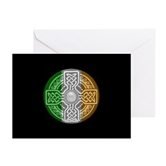 Celtic Shield Greeting Cards (Pk of 20)