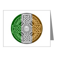 Celtic Shield Note Cards (Pk of 10)