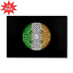 Celtic Shield Rectangle Magnet (10 pack)