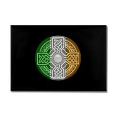 Celtic Shield Rectangle Magnet