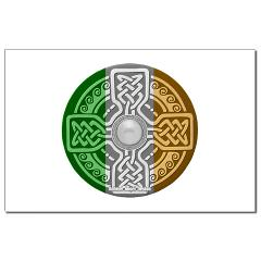 Celtic Shield Small Posters