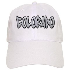 Colorado Graffiti Baseball Cap