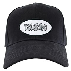 Colorado Graffiti Baseball Hat