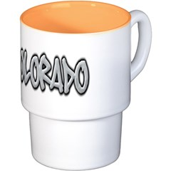 Colorado Graffiti Coffee Cups