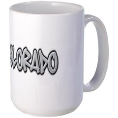 Colorado Graffiti Mug