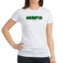 Washington Graffiti Junior Jersey T-Shirt