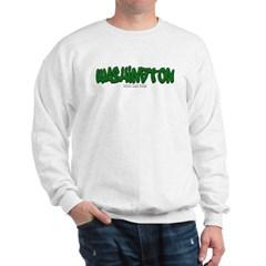 Washington Graffiti Sweatshirt