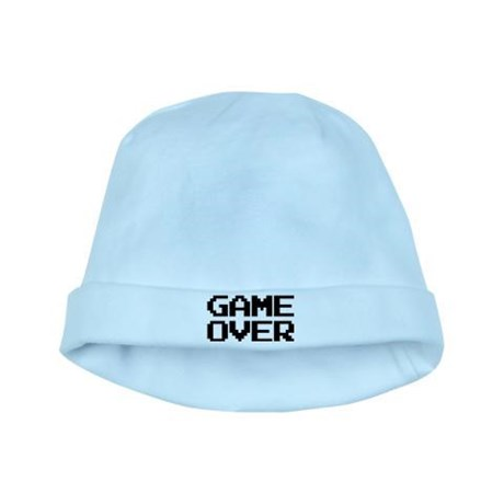 Game Over Baby Hat