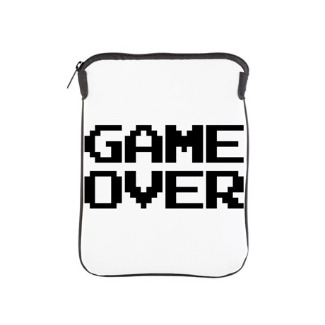 Game Over iPad Sleeve