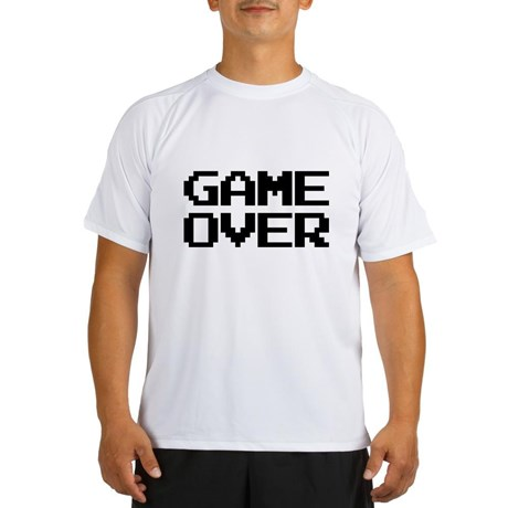 Game Over Performance Dry T-Shirt