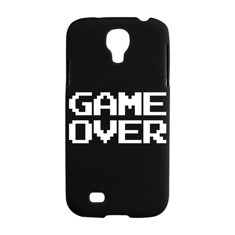 Game Over Samsung Galaxy S4 Case