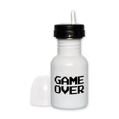 Game Over Sippy Cup