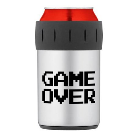 Game Over Thermos Can Cooler