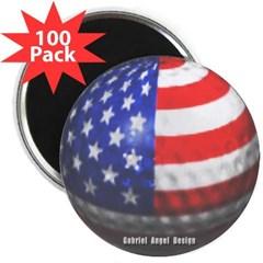 "American Golf 2.25"" Magnet (100 pack)"