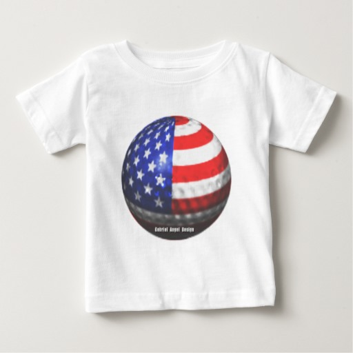 American Golf Baby Fine Jersey T-Shirt