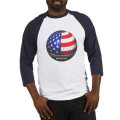 American Golf Baseball Jersey T-Shirt