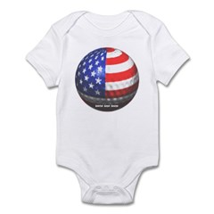 American Golf Infant Bodysuit