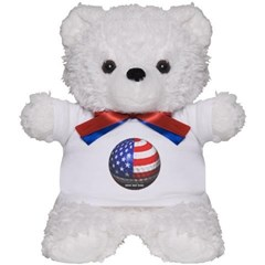 American Golf Teddy Bear