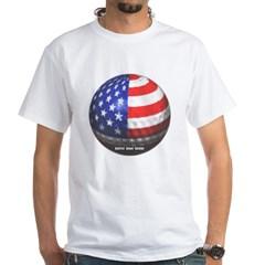 American Golf White T-Shirt